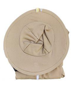 Biodlarjacka rund hatt